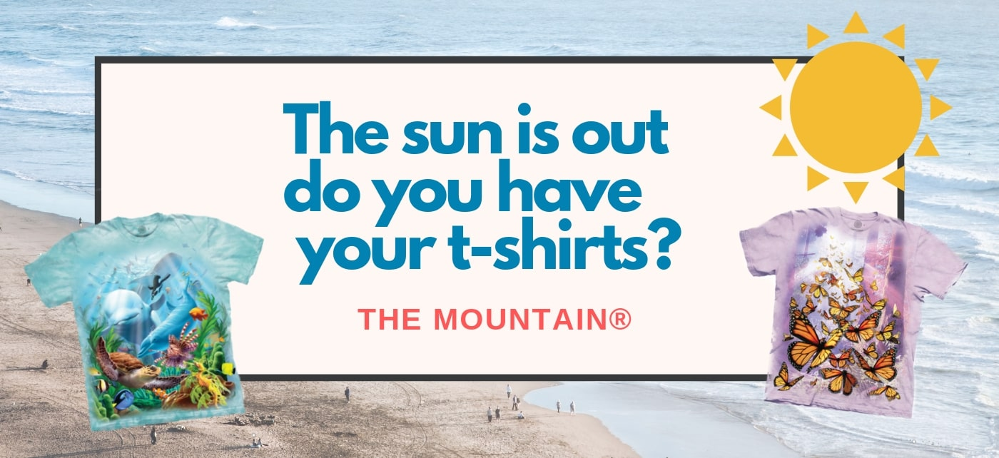 Are you ready for summer?-  Adult and kids t-shirts