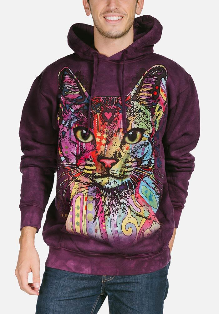Abyssinian Cat - Adult Hoodie  Sweatshirt - The Mountain®