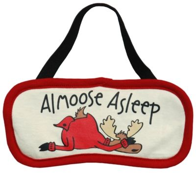 Almoose Asleep Sleep Mask | Lazy One®