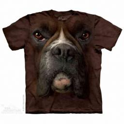Boxer Face T-shirt | The Mountain®