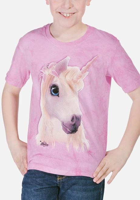 Cutie Pie - Kids Unicorn T-shirt - The Mountain®