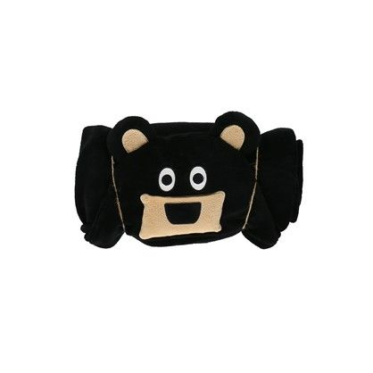 Hooded Critter Fleece Blanket Bear - Lazy One®