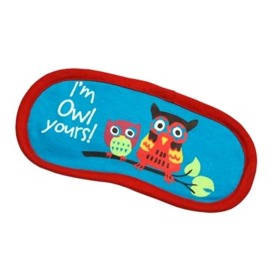 I'm Owl Yours Sleep Mask | LazyOne®
