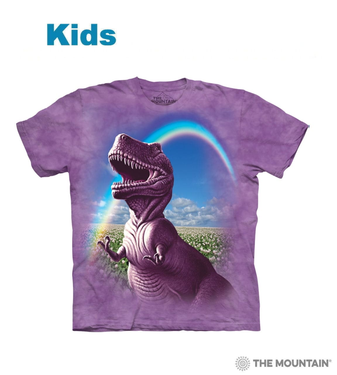 Kids Happiest T-Rex T-shirt - The Mountain®