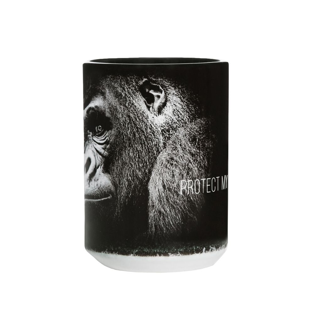 Protect My Habitat Gorilla Ceramic Mug - The Mountain®