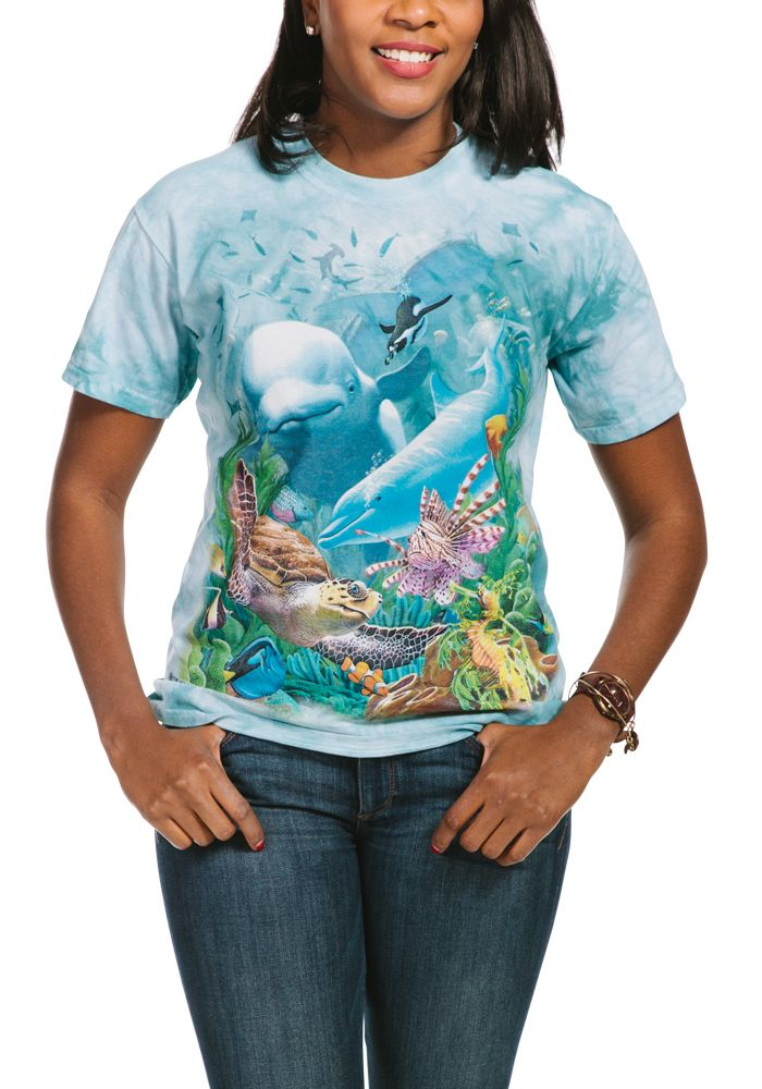 Seavillians - Adult Aquatic T-shirt - The Mountain®