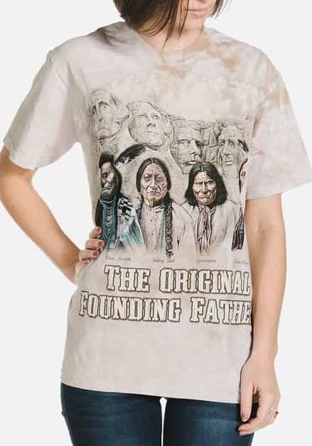 The Originals - Adult Native American T-shirt - The Mountain®