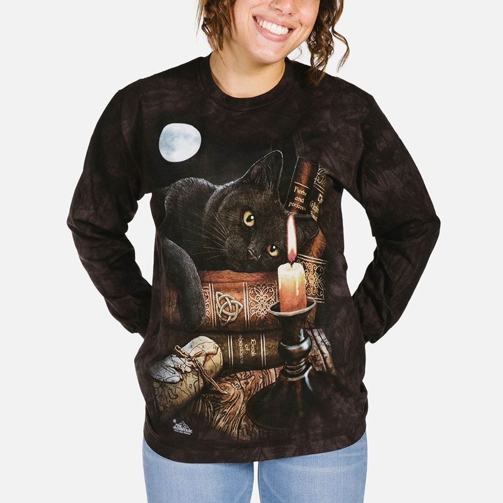 The Witching Hour - Adult Long Sleeve T-shirt - The Mountain®