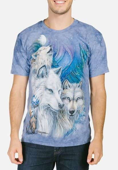 Unforgettable Journey - Adult Wolf T-shirt - The Mountain®