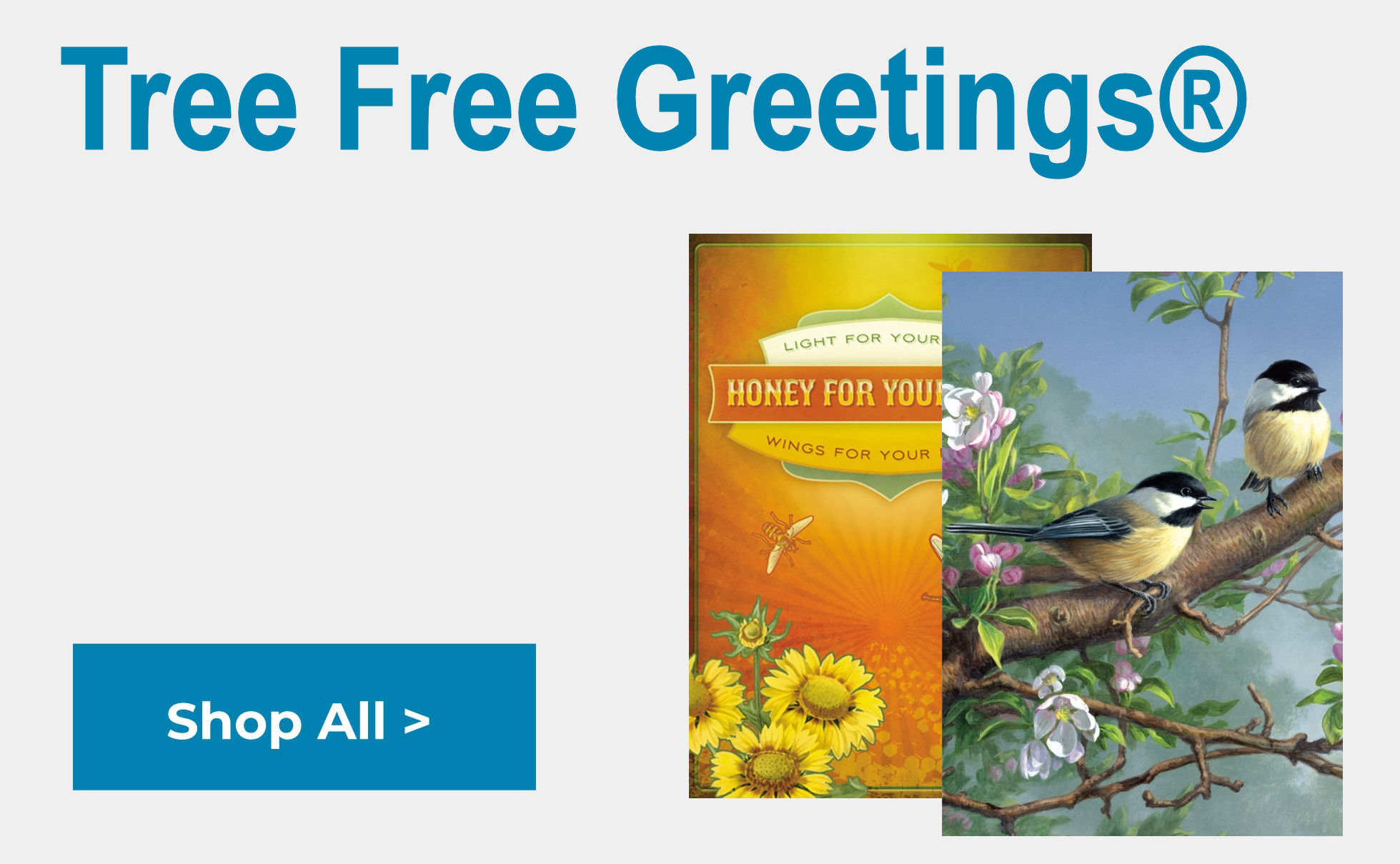 Tree Free Greeting Cards